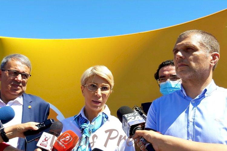 Turcan: În județul Constanța, rata vaccinării este una dintre cele mai mari din țară