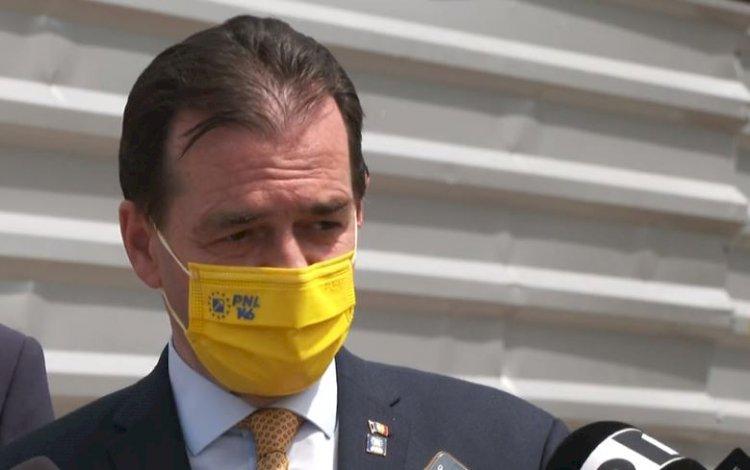 Orban, despre faptul că Florin Cîţu a acuzat că în PNL e dictatură: Am fost sac de box