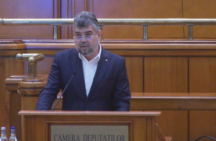 Ciolacu: Vă grăbiți la împrumuturi, asta este o crimă economică. Sunteți trompetele austerității.
