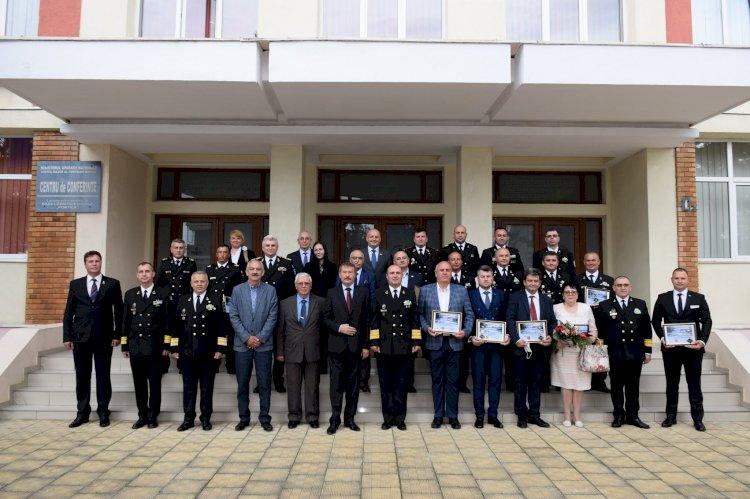 """Câștigătorii Concursului """"Omul Anului 2020 în Forțele Navale"""""""
