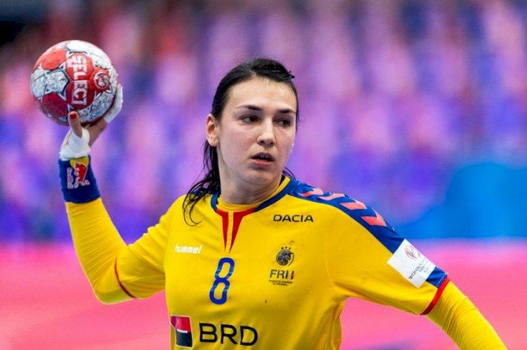 Cristina Neagu, în All Star Team al Ligii Campionilor la handbal feminin