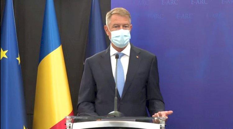 Iohannis, la inaugurarea E-ARC: Este necesar ca vigilența noastră, pe toate palierele, să crească