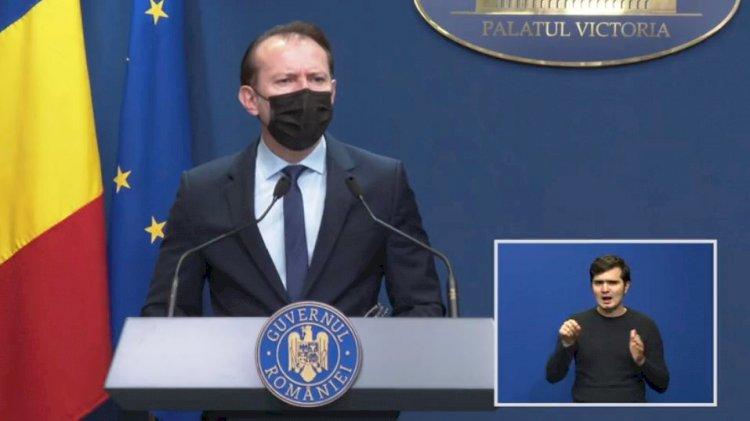 Cîțu: Reformele din PNRR nu sunt cerute de Comisia Europeană