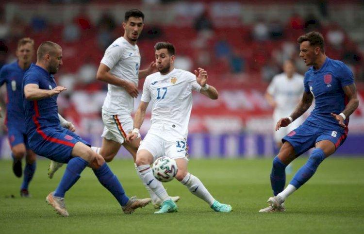 România a fost învinsă cu 0-1 de Anglia, într-un meci amical disputat la Middlesbrough