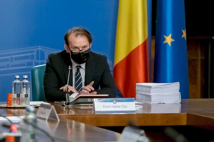 Cîţu: Să fie foarte clar, nu ne batem joc de banii românilor