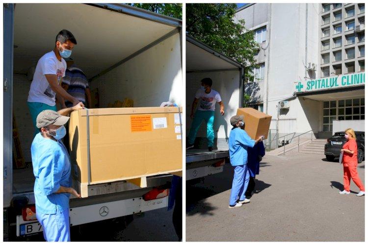 Spitalul Clinic de Boli Infecțioase, dotat cu echipamente moderne