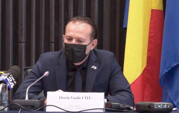 Cîțu: Niciodată cu mine la guvernare şi la preşedinţia PNL nu vom avea o guvernare cu PSD
