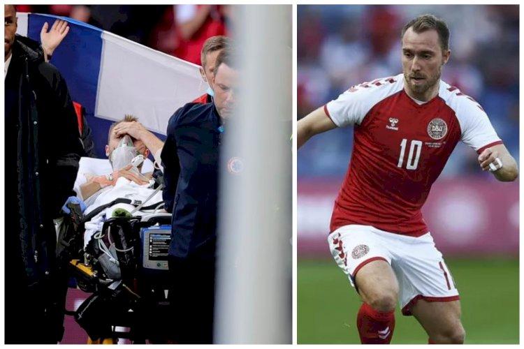 UEFA anunță că fotbalistul Christian Eriksen a fost stabilizat: Jucătorul a fost transportat la spital