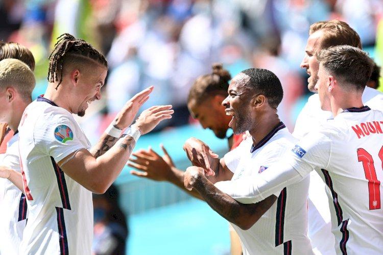 Anglia a învins Croația, scor 1-0, în primul meci al grupei D de la Euro 2020