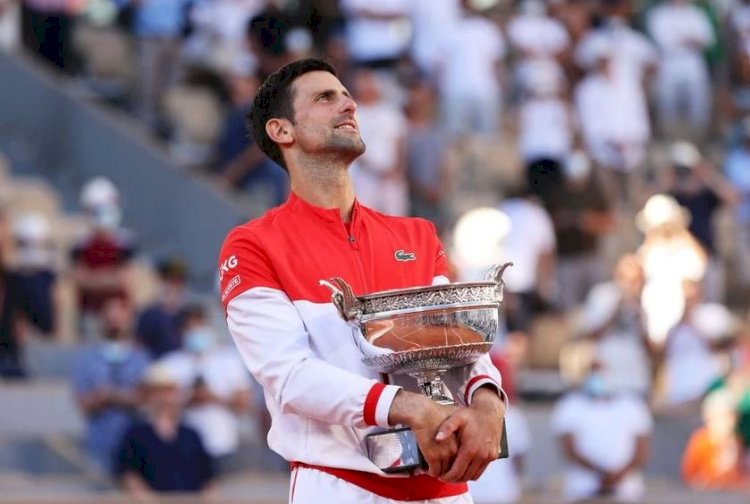 Novak Djokovic a câştigat turneul de la Roland Garros