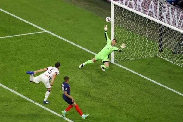 Campioana mondială Franța a învins Germania, scor 1-0, în Grupa F de la Euro 2020