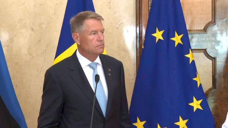 Iohannis: România și Estonia împărtășesc viziuni și interese comune la nivelul UE