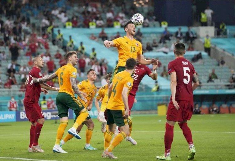 Țara Galilor s-a impus cu 2-0 în fața Turciei la EURO 2020