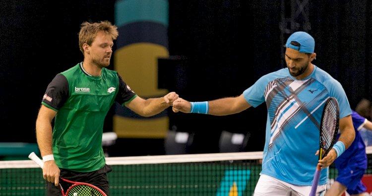 Horia Tecău și Kevin Krawietz s-au calificat în semifinalele probei de dublu de la Halle