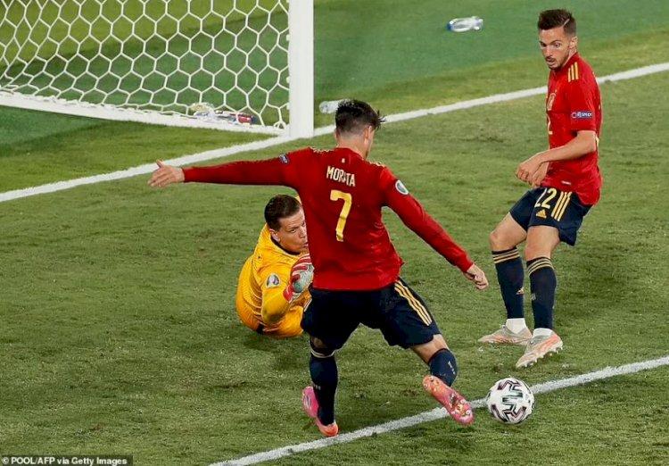 Spania a remizat, scor 1-1, cu Polonia în a doua etapă de la Euro 2020