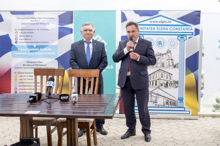 Mihai Lupu: Felicit cele două entități care astăzi pun bazele reconstrucției unui lăcaș de învățământ