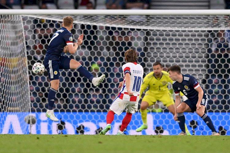 Croaţia a învins Scoţia cu 3-1 şi s-a calificat în optimi de finală