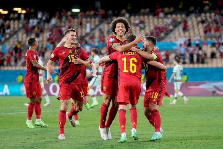 Belgia a învins campioana europeană Portugalia, scor 1-0 şi s-a calificat în sferturi