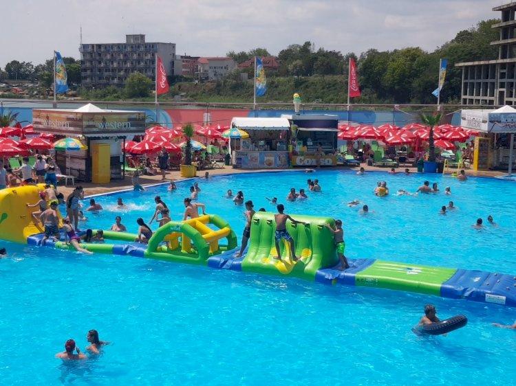 Eforie Aqua Park se redeschide și îți asigură distracția vara aceasta