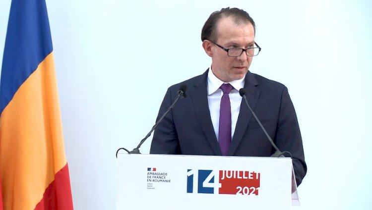 Cîţu: Franţa - un partener economic important