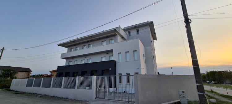 Vineri se va sfinți Așezământul social pentru copii abandonați și mame aflate în dificultate din Techirghiol