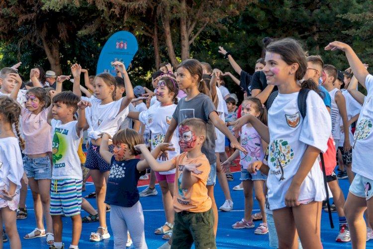 Maratonul distracției continuă în parcurile din Constanța