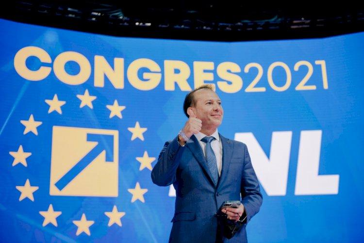 Florin Cîțu a câștigat șefia PNL: Promit că voi fi președintele tuturor liberalilor
