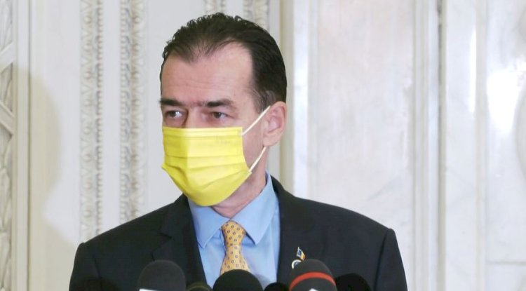 Orban: Florin Cîțu are șanse minime să rămână premier