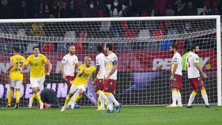 România a învins Armenia cu 1-0, în preliminariile CM 2022